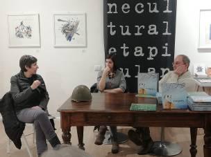 Presentazione L'usignolo @ Tapirulan