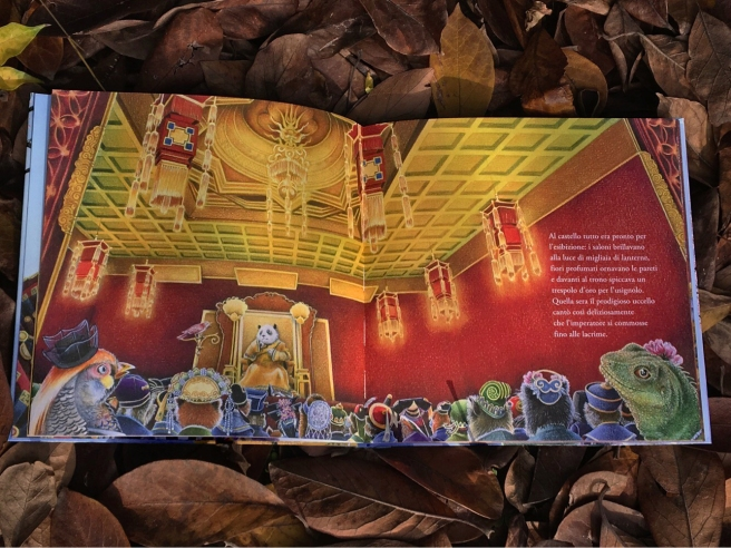Alla corte dell'Imperatore